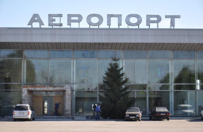 Терминал в аэропорту Полтава, который будет обслуживать пассажиров
