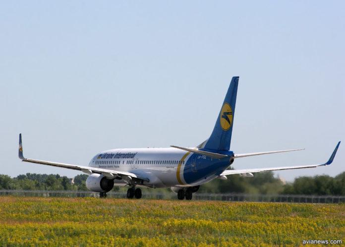 Boeing 737-800 МАУ