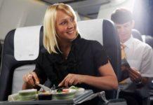 Бизнес-класс airBaltic