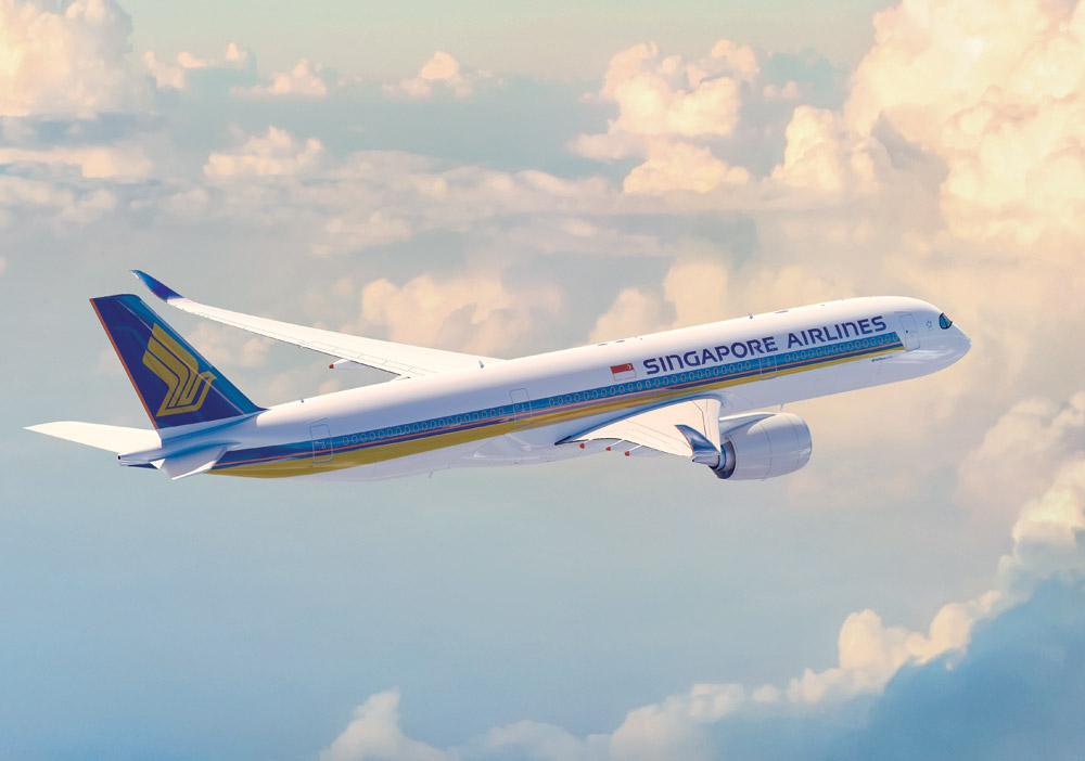 Singapore Airlines запустит беспосадочный рейс изСингапура вНью-Йорк