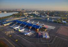 Терминал в аэропорту Таллинна