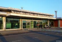Терминал в аэропорту Батуми