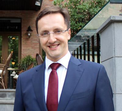 Григорий Померанцев, заместитель коммерческого директора Myway Airlines