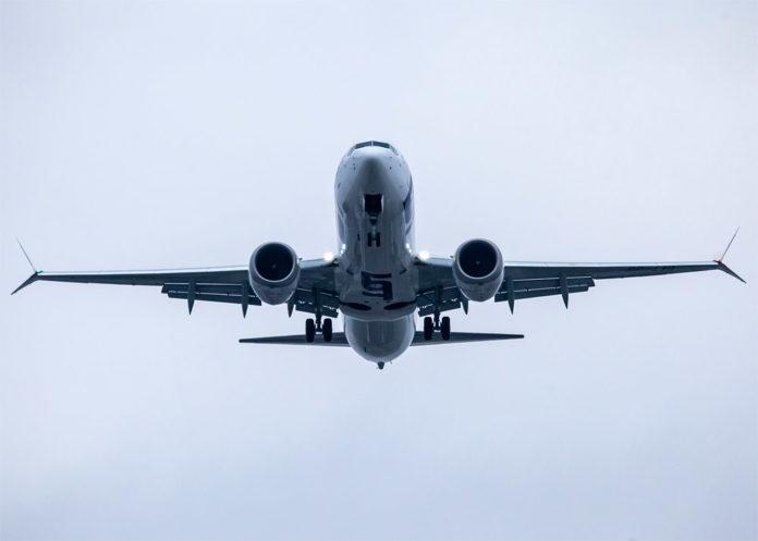 Boeing 737 MAX 8 авиакомпании LOT