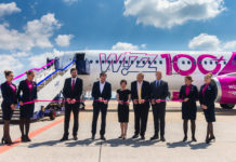 100-й самолет Wizz Air - Airbus A321