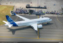 Airbus A220-300, фото: Airbus