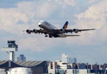 Airbus A380 авиакомпании Lufthansa. Фото: Lufthansa