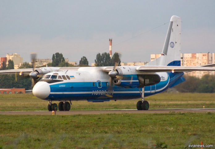 Ан-24 авиакомпании