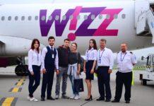 Миллионный пассажир аэропорта Львов в 2018 году - Анна Дронь - по центру