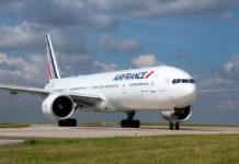 Boeing 777 авиакомпании Air France