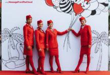 Персонал Austrian Airlines