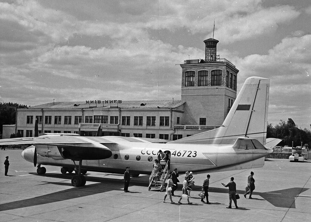 """Более трети всех пассажиров советского """"Аэрофлота"""" перевозились самолетами Ан-24"""