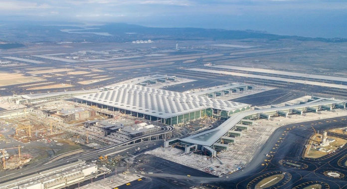 Новый аэропорт Стамбула