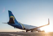 Boeing 737-300 UR-GBD. МАУ. Фото авиакомпании