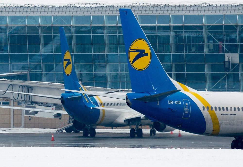 ВБорисполе задержали вылет 22 рейсов