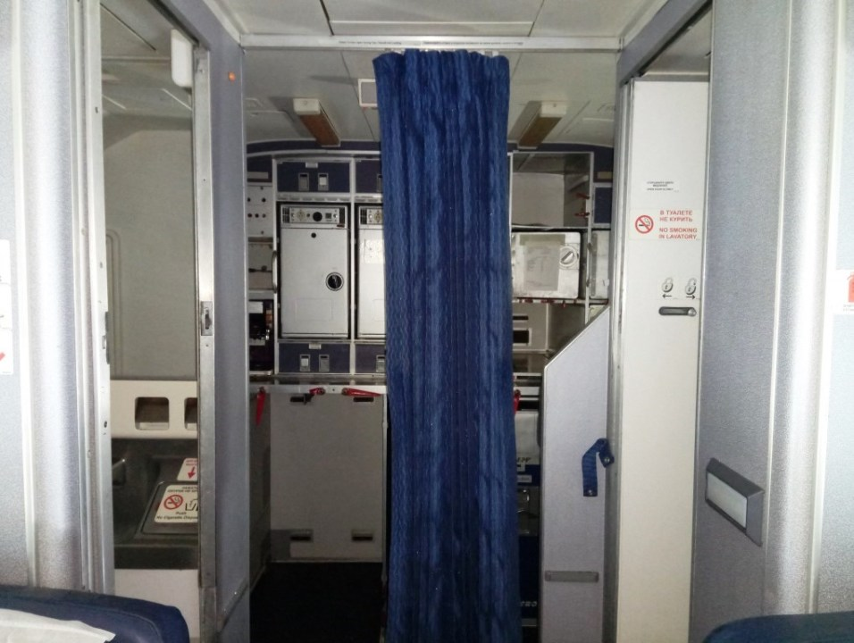 "Boeing 737-500 ""Трансаэро"" VP-BYO"