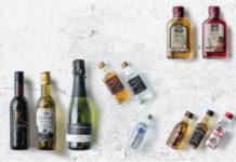 Крепкий алкоголь из нового бортового меню МАУ