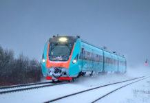 Дизель-поезд ДПКр-3, на базе которого предполагается производить новые электрички