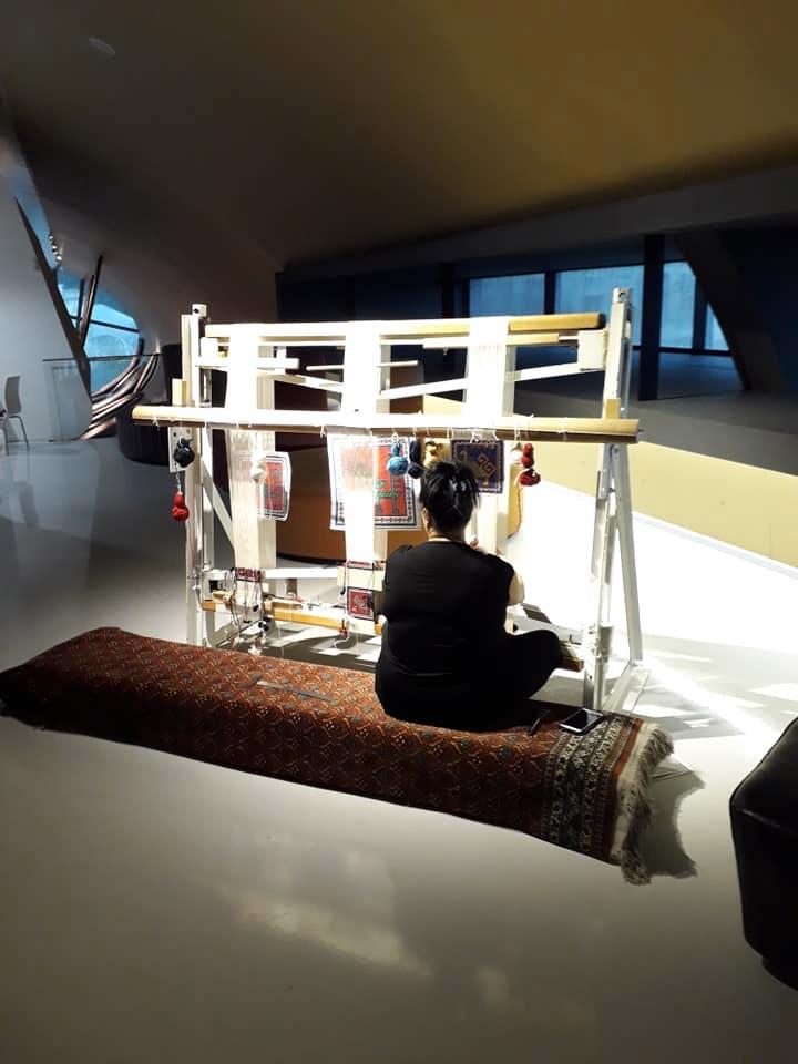 Музей ковров в Баку