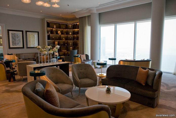 5* отель в Дохе, Катар