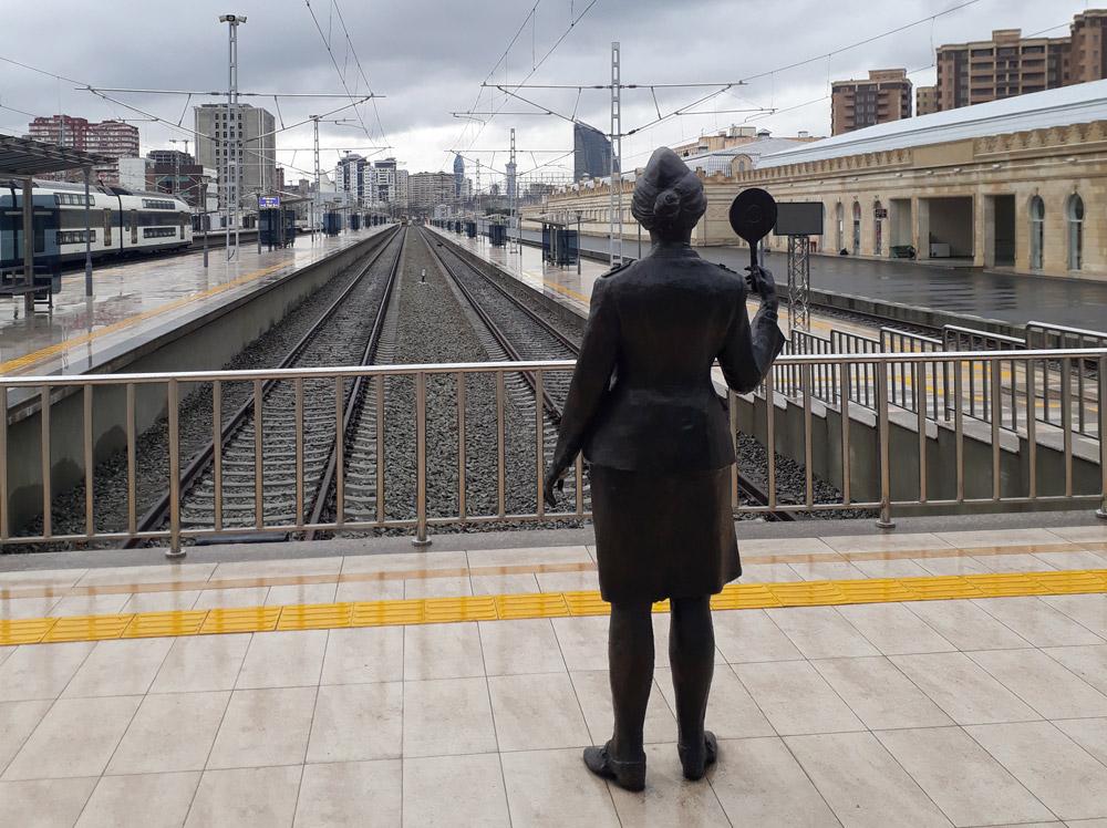 Тифлисский вокзал