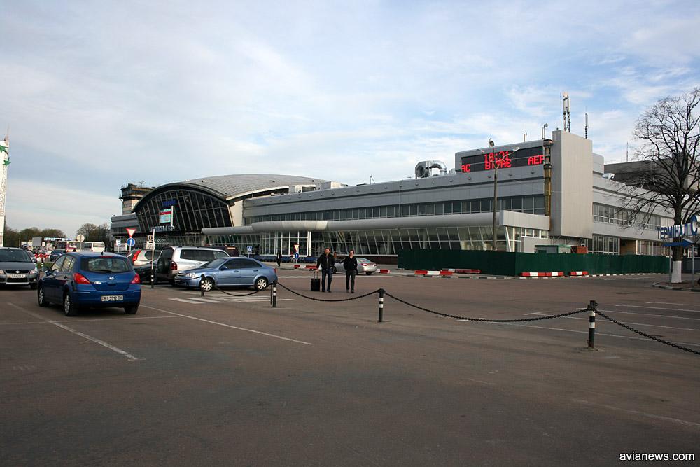 В «Борисполе» пассажирам проводят экспресс-тесты— «Опасные» рейсы