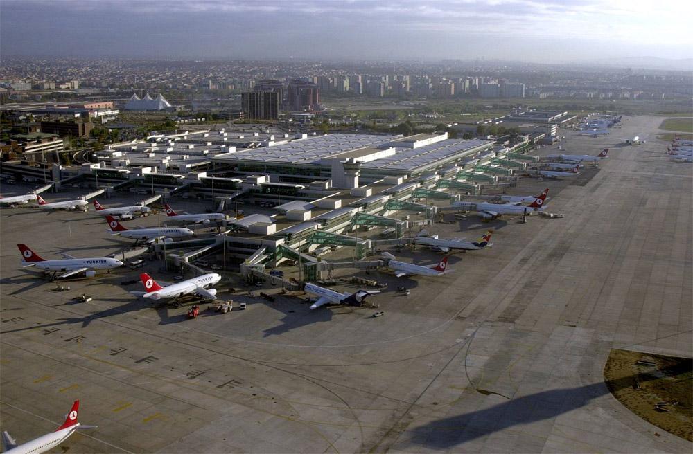 Аэропорт Стамбула Ататюрк