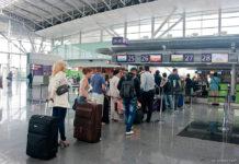 Регистрация пассажиров и багажа в аэропорту