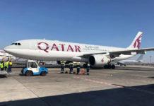 Airbus A330 Qatar Airways
