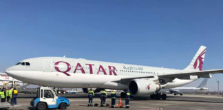 Airbus A330 Qatar Airways