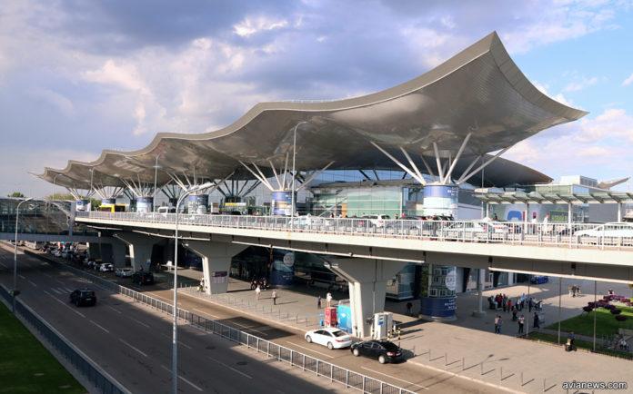 Аэропорт Борисполь закроет основной терминал D