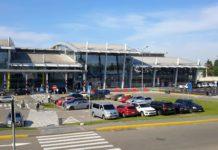 Новое крыло терминала А аэропорта Жуляны