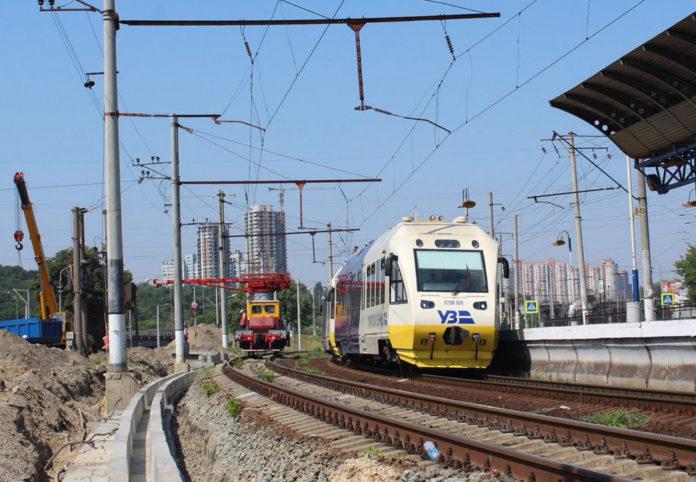 Поезд PESA 620M