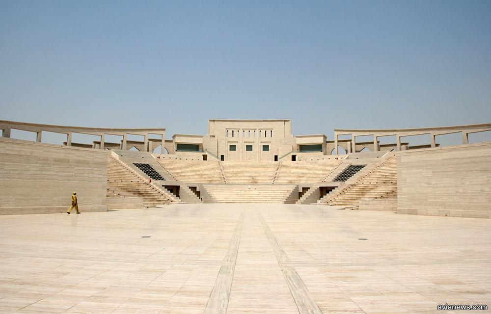 """Театр под открытым небом в деревне """"Катара"""" в Дохе"""