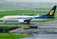 Boeing 737-800 Jet Airways