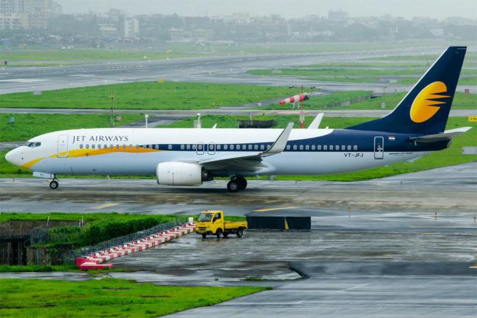 Boeing 737-800 Jet Airways