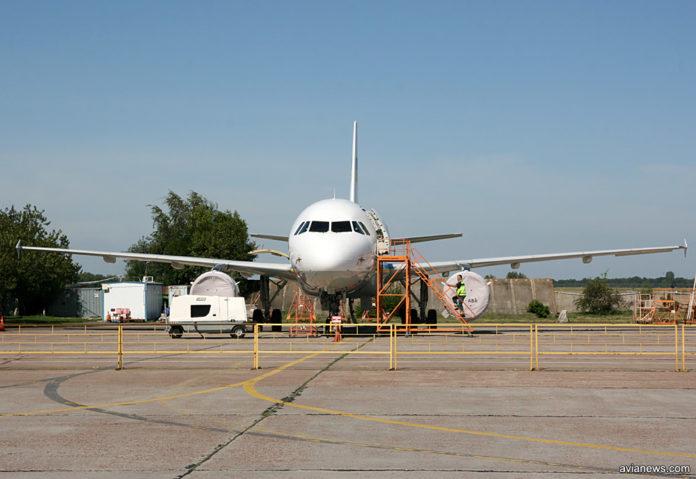 Airbus A319 ГАП