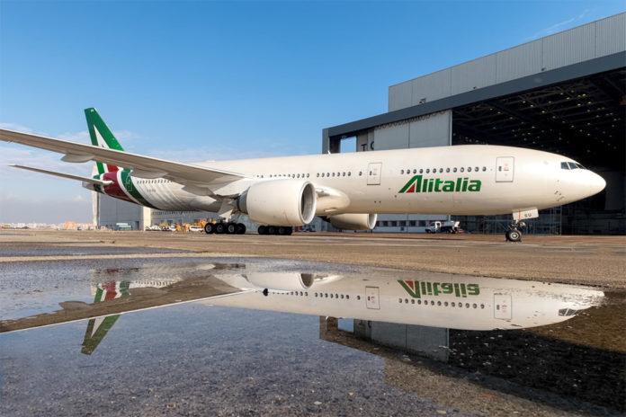 Alitalia: новая политика отмены и возврата авиабилетов из-за коронавируса