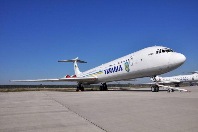 Президентский Ил-62 UR-86528 ГАП