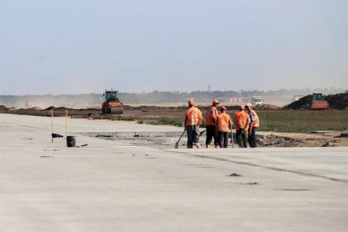 Аэропорт Одесса запустит новую полосу в мае 2020 года 01