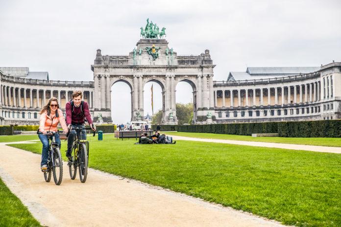 Брюссель, столица Бельгии