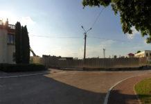 Старый павильон вылета в аэропорту Львов снесли