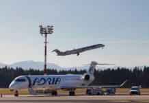 Самолеты Adria Airways