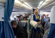 35 освобожденных украинцев летят домой