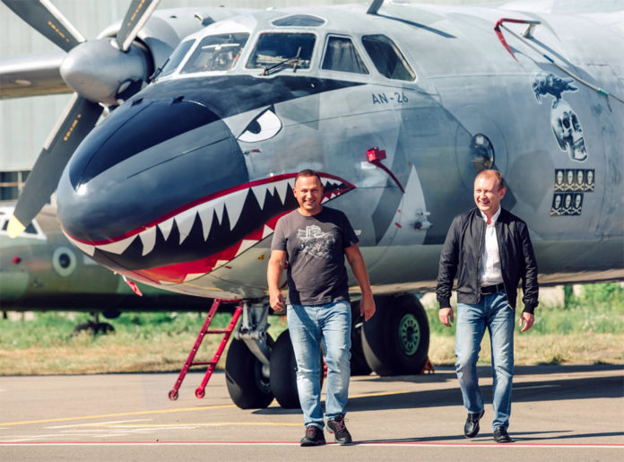 Ан-26 авиакомпании
