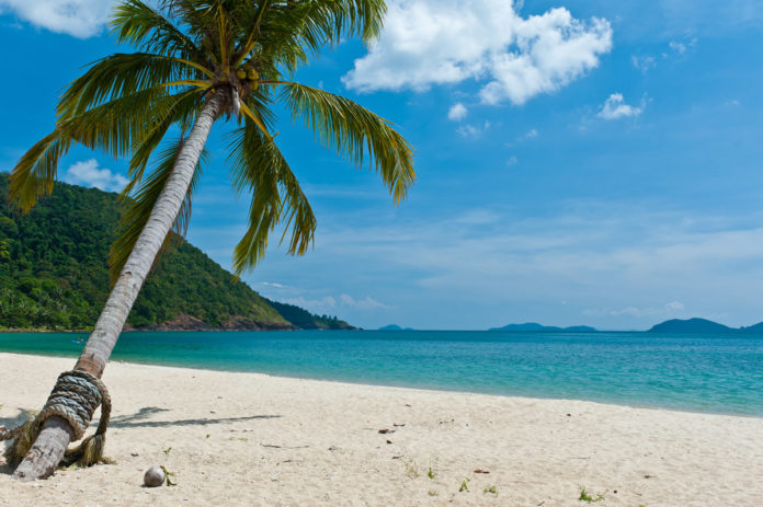 Остров Ко Чанг, Таиланд.