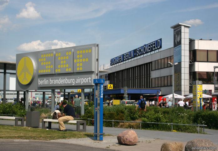 Аэропорт Шенефельд