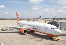 Самолеты SkyUp с аэропорта Харьков