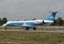 """Embraer 145 """"Розы Ветров"""""""