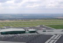 Новый терминал и VIP-терминал в аэропорту Днепропетровск